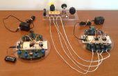 Inalámbrico de Control remoto formación laboratorio Video