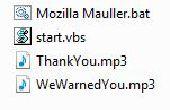 Mozilla Firefox Virus broma