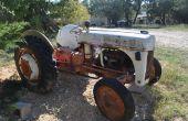 Mi otro proyecto: tractor ford de 1947