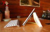 Convertir una tapa dura en un iPad soporte