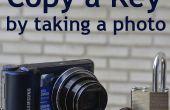 Hacer una copia de la clave de una foto
