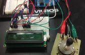 Termómetro Arduino proyecto