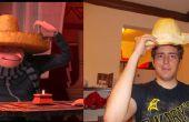 Despreciable Me Tortilla Chip Sombrero imitación