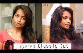 Cómo: capas de corte clásico para las mujeres!