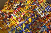 K'nex ball machine Skyline