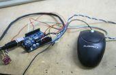 Ratón 3D de aire | Arduino + tratamiento