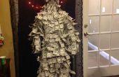 GEICO hizo de dinero hombre traje de