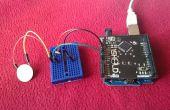 Robo de informe de Arduino con una foto en twitter usando 1sheeld