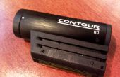 """Contour HD cámara de vídeo - montaje Universal 1/4"""""""