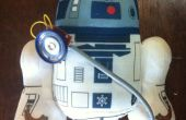 R2D2 tirar juguete Hack