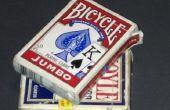 Cómo jugar Speed con tarjetas