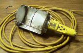 Nuevo protector para un apuro o una lámpara de trabajo