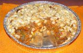 Taco de Pie una receta adaptada