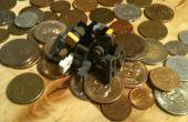 LEGO monedas error transformador (lindo).
