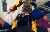 Cómo para construir - mech de Lego Halo Megablocks