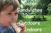 Super Sandwich se adelgaza para exteriores o interiores