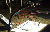 Cómo hacer una lámpara de improbable brillante LED tarea