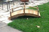 Puente de jardín - actualizado