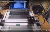 Selección manual y máquina de lugar para componentes SMD