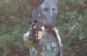 ¿Ejército de la máscara de Paintball de dos