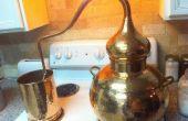 Cómo destilar