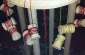 Rápido, robusto Marudai madera (para japoneses Kumihimo trenzado cable)