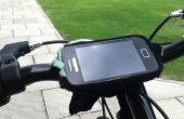 Muy Simple teléfono soporte bicicleta
