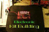 Cómo construir un equipo electrónico
