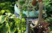 Caleidoscopio de jardín