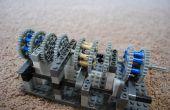 Tutorial de cerradura de combinación de LEGO