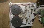 Correas de transmisión platina de cassettes DIY