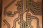 Etiqueta engomada del vinilo PCB - cómo a