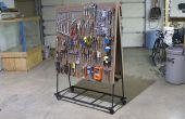 Construir un carro de la herramienta tablero de Peg (por Brad Justinen)