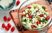 Ensalada shopska – comida búlgara