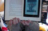 E-reader hardcover