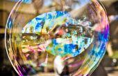 Bubblebot: Generador de burbujas gigantescas