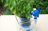 Jardinera interior hidropónico 'Eleplant 3D'