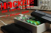 Convertir su vieja batería del ordenador portátil en un banco de potencia