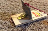 Catapulta trampa de ratón