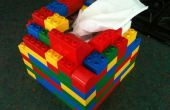 Soporte de caja de Kleenex de LEGO