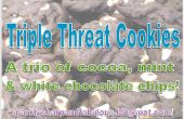Triple amenaza Cookies