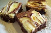 Brownies Cheesecake de tocino