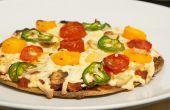 Corteza de la Pizza de quinua