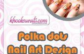 Topos uñas arte diseño