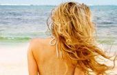 Cómo conseguir ondas de playa (sin calor)