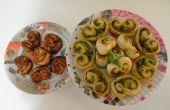 Dulce y salado Palmiers