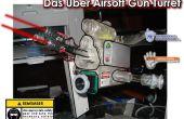 Das Uber Airsoft pistola torreta