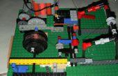 Devanadera de bobina de LEGO