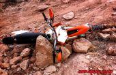 7 cosas que hacer cuando no arranca tu moto de trial
