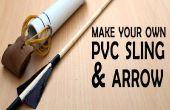 DIY de PVC de Honda y la flecha